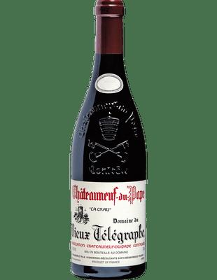 VIE001-DOMAINE-DU-VIEUX-TELEGRAPHE-CHATEAUNEUF-du-PAPE-AOC-LA-CRAU